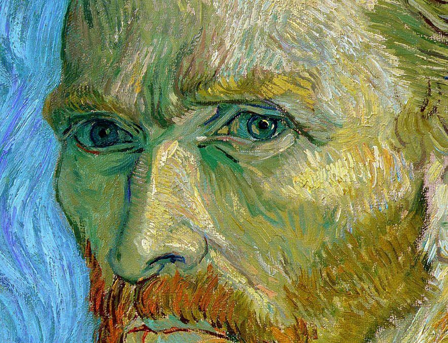 COLOUR & PASTELS WITH THE LIFE MODEL- VAN GOGH SPECIAL!