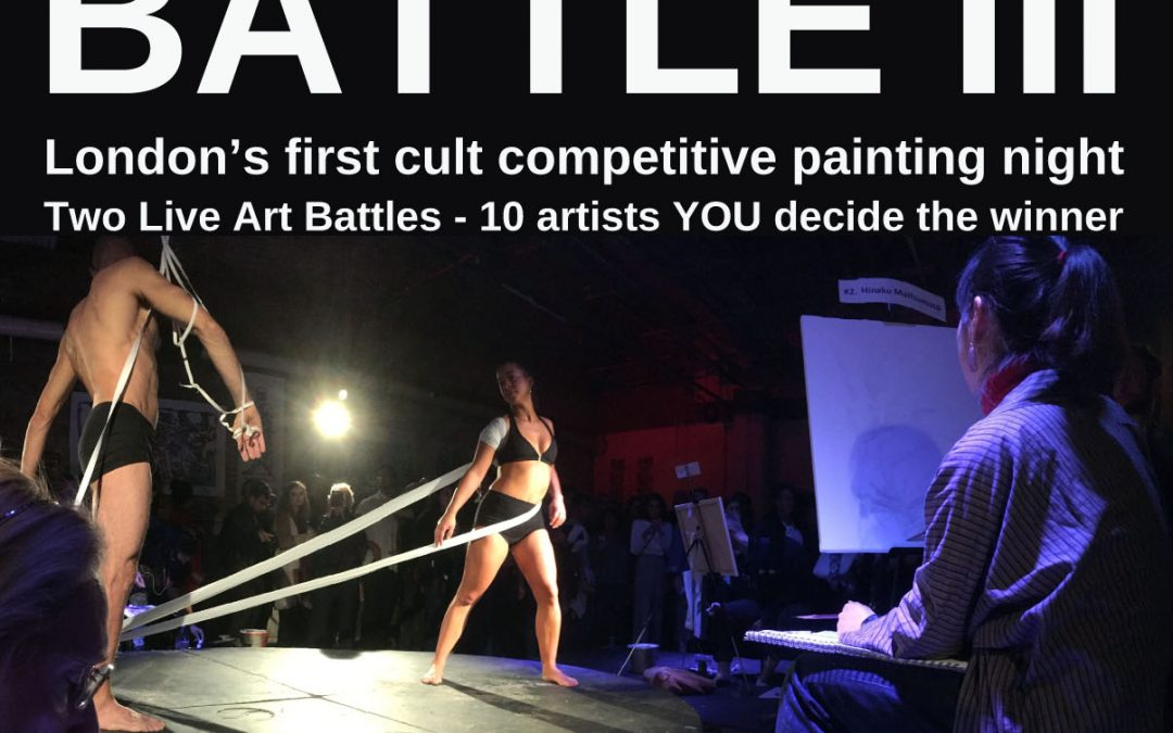 ART BATTLE III