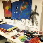 Colour and Pastels Saturday Class
