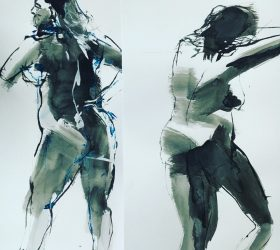 Life Drawing Saturdays