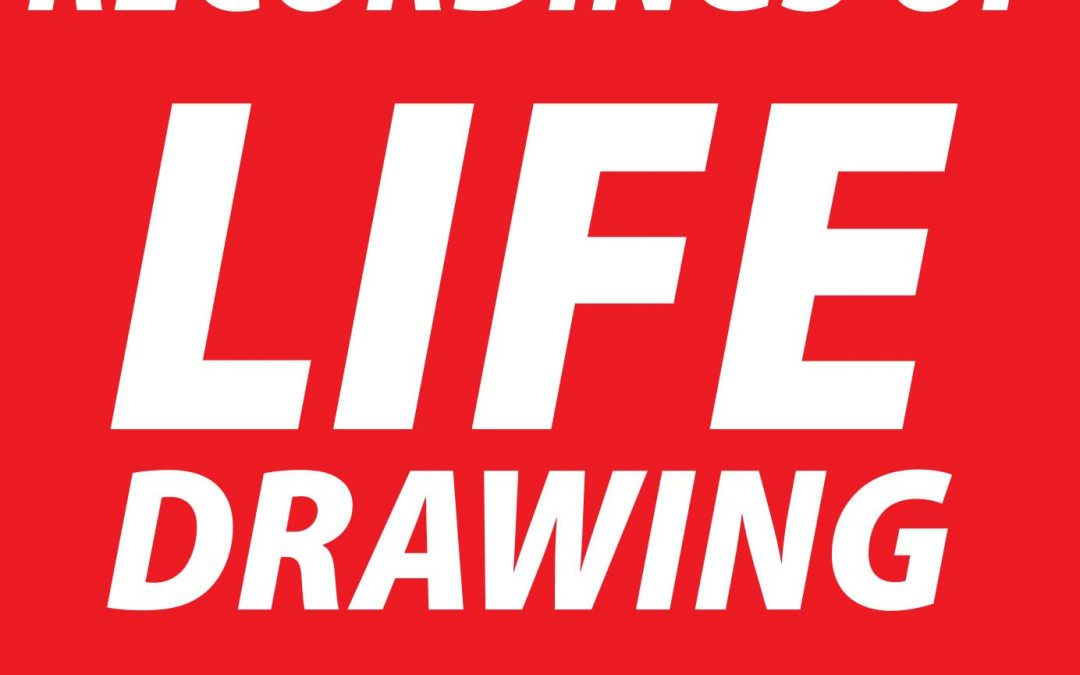 Recordings of Online Life Drawing Live Stream Sessions