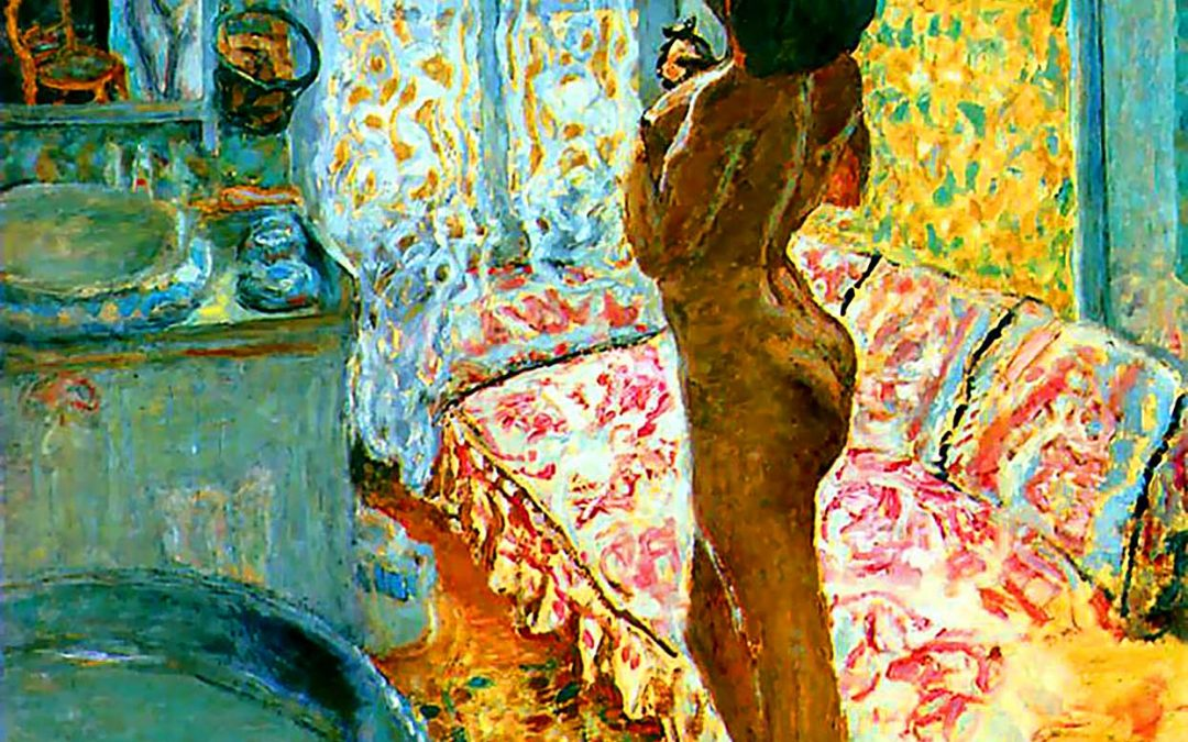 Life Painting Day – Bonnard Special! With Kim Scouller