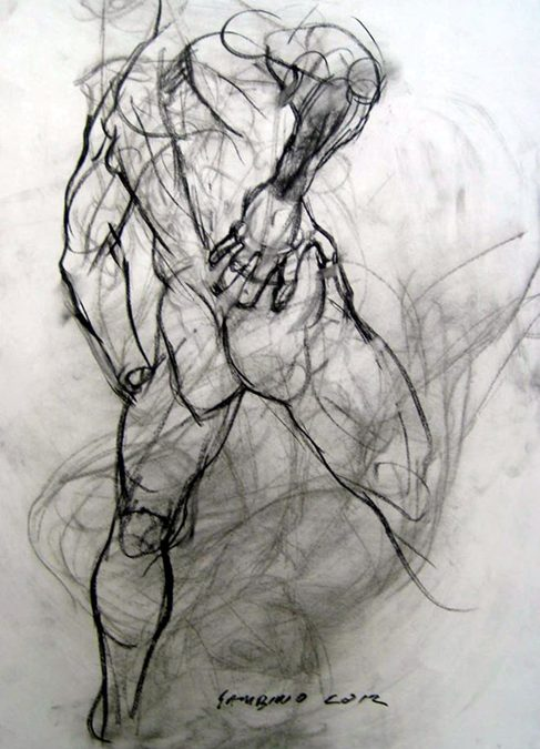 Gesture with Frank Gambino