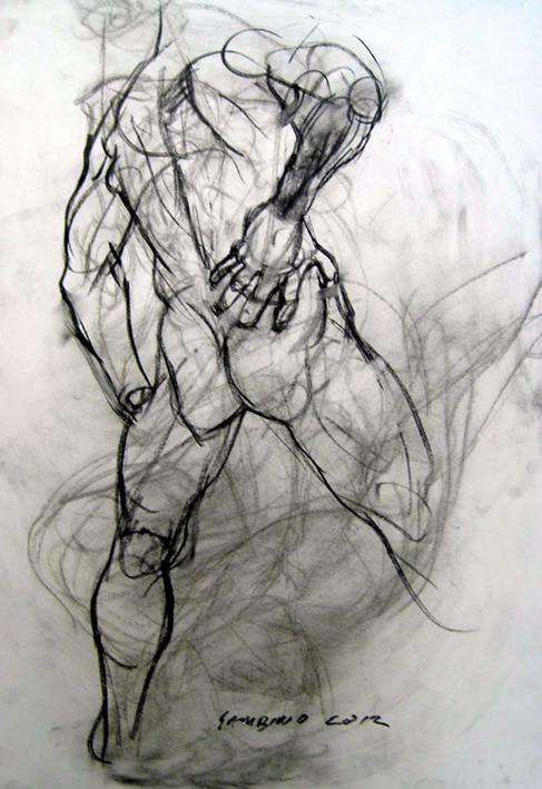 Gesture and Mark Making Masterclass with Frank Gambino