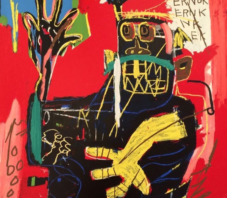 BASQUIAT- A DRAWING THEATRE EPIC WITH LE FIL