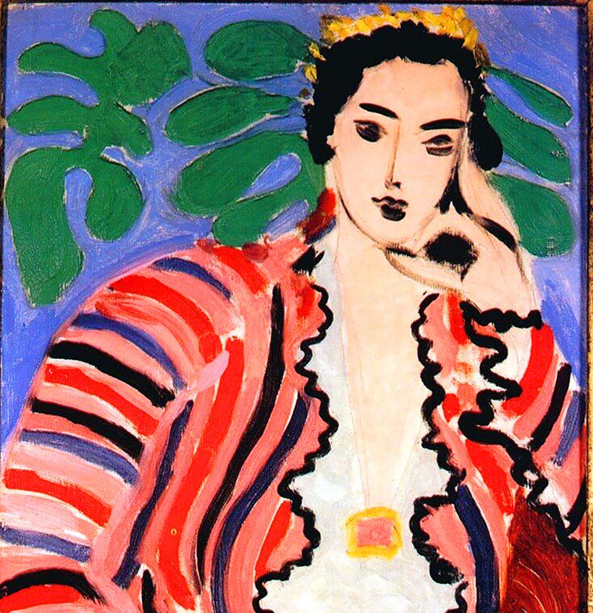 Matisse Colour & Pattern Life Painting