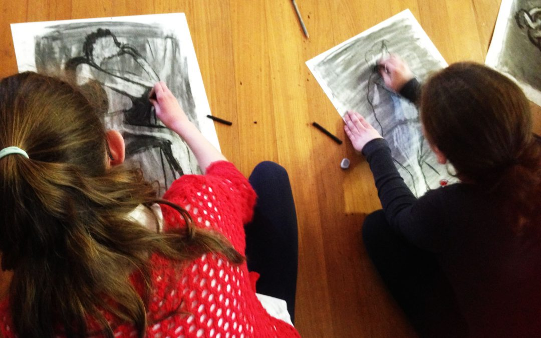 Drawing Workshops For Schools & Colleges