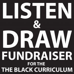 Listen and Draw Fundraiser