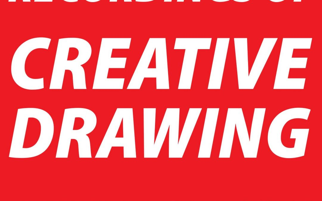 Recordings of Online Creative Drawing Sessions
