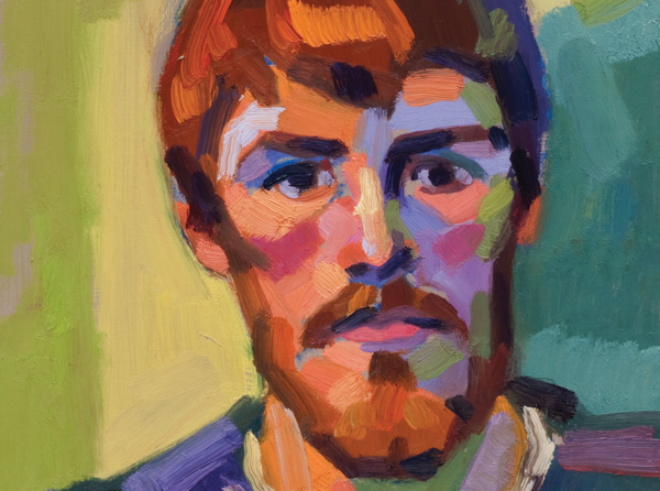 PORTRAIT 2: 3 Day In Person Drawing & Painting Course with Kim Scouller