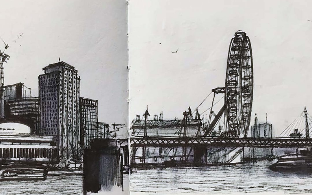 Drawing Architecture- At The South Bank Centre