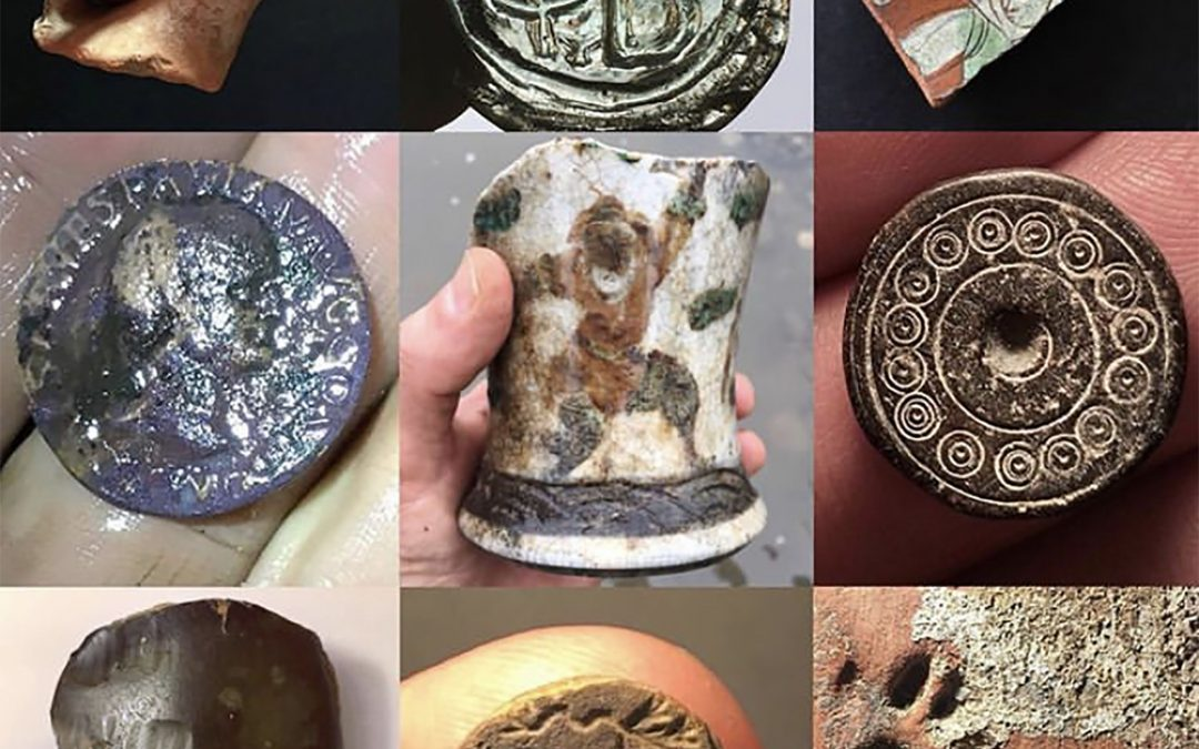 Drawing Histories – Drawing Historical Objects with Ed Bucknall