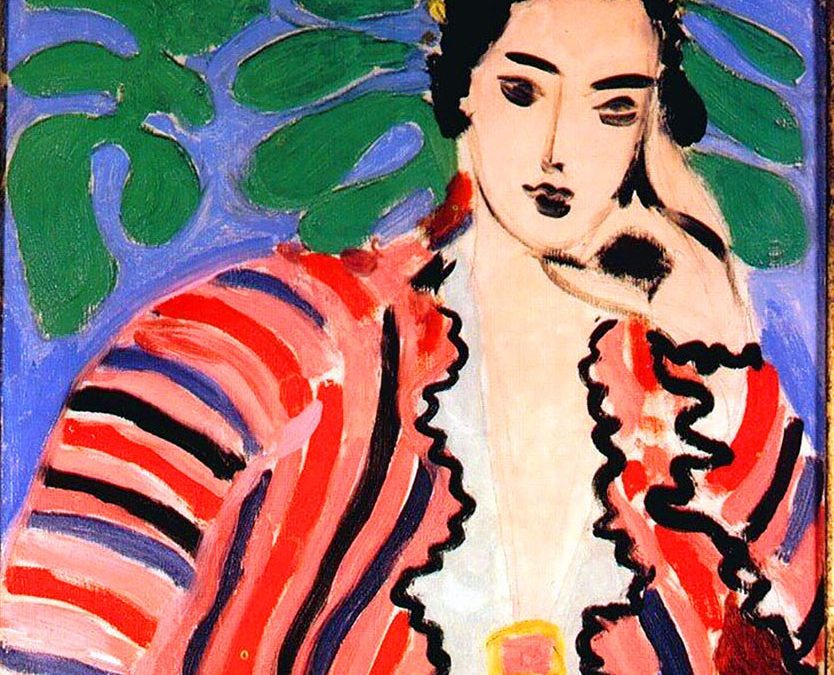Matisse: Colour & Pattern – Life Painting Workshop