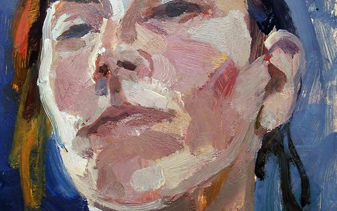Painterly Portraits with Kim Scouller